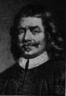 Bunyan - English preacher and author of an allegorical novel, Pilgrim's Progress (1628-1688)