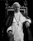 Pius X - pope who condemned religious modernism