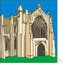 Gothic architecture - a style of architecture developed in northern France that spread throughout Europe between the 12th and 16th centuries