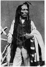 Cree - a member of an Algonquian people living in central Canada