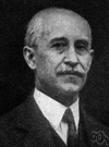 wright - United States aviation pioneer who (with his brother Wilbur Wright) invented the airplane (1871-1948)