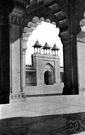 masjid - (Islam) a Muslim place of worship