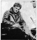 Jack London - United States writer of novels based on experiences in the Klondike gold rush (1876-1916)