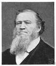 Brigham Young - United States religious leader of the Mormon Church after the assassination of Joseph Smith