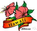 Hawaii - a state in the United States in the central Pacific on the Hawaiian Islands