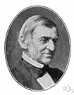 Emerson - United States writer and leading exponent of transcendentalism (1803-1882)