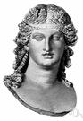 Ariadne - beautiful daughter of Minos and Pasiphae