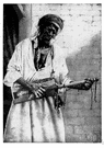 Algerian - a native or inhabitant of Algeria