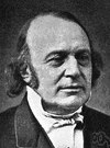 Louis Agassiz - United States naturalist (born in Switzerland) who studied fossil fish