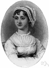 Austen - English novelist noted for her insightful portrayals of middle-class families (1775-1817)