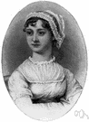 Jane Austen - English novelist noted for her insightful portrayals of middle-class families (1775-1817)