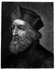 huss - Czechoslovakian religious reformer who anticipated the Reformation