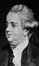 Edward Gibbon - English historian best known for his history of the Roman Empire (1737-1794)