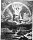 chiliasm - belief in the Christian doctrine of the millennium mentioned in the Book of Revelations