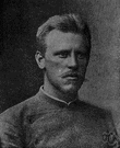 Nansen - Norwegian explorer of the Arctic and director of the League of Nations relief program for refugees of World War I (1861-1930)