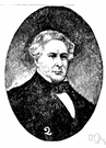 President Fillmore - elected vice president and became the 13th President of the United States when Zachary Taylor died in office (1800-1874)