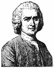 Jean-Jacques Rousseau - French philosopher and writer born in Switzerland