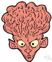 macrencephalous - having a large brain case