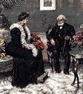 Giosue Carducci - Italian poet considered the national poet of modern Italy (1835-1907)