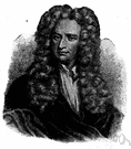Isaac Newton - English mathematician and physicist