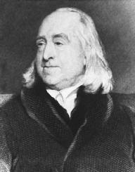 Jeremy Bentham. LIBRARY OF CONGRESS