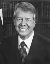 Jimmy Carter. LIBRARY OF CONGRESS