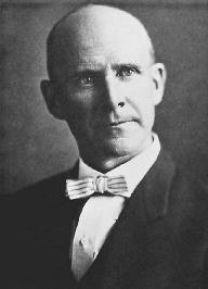 Eugene Debs. LIBRARY OF CONGRESS