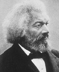 Frederick Douglass. LIBRARY OF CONGRESS