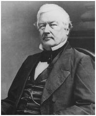 Millard Fillmore. LIBRARY OF CONGRESS