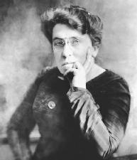 Emma Goldman. LIBRARY OF CONGRESS