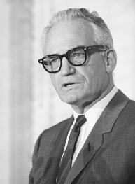 Barry Goldwater. LIBRARY OF CONGRESS
