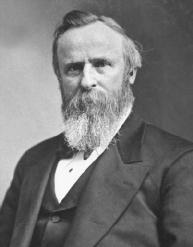 Rutherford B. Hayes. LIBRARY OF CONGRESS