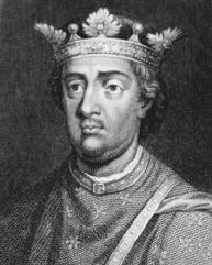 Henry II of England. LIBRARY OF CONGRESS