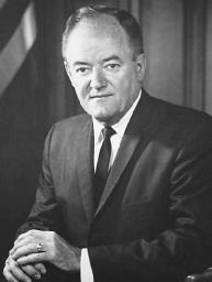 Hubert H. Humphrey. LIBRARY OF CONGRESS