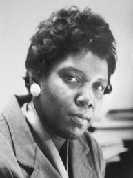 Barbara C. Jordan. LIBRARY OF CONGRESS