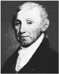 James Monroe. LIBRARY OF CONGRESS