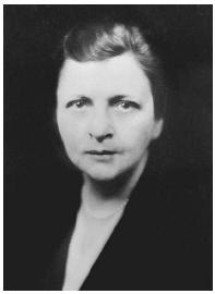 Frances Perkins. LIBRARY OF CONGRESS
