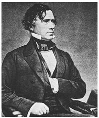 Franklin Pierce. LIBRARY OF CONGRESS