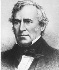 Zachary Taylor. LIBRARY OF CONGRESS