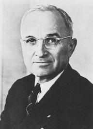Harry S. Truman. LIBRARY OF CONGRESS