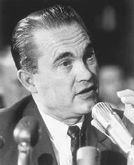 George C. Wallace. LIBRARY OF CONGRESS