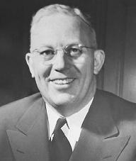 Earl Warren. LIBRARY OF CONGRESS