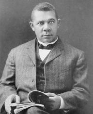Booker T. Washington. LIBRARY OF CONGRESS