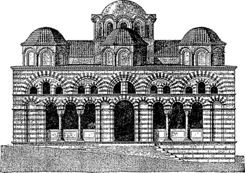 byzantine architecture article about byzantine architecture by the