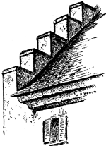 Crow Stepped Gable Article About Crow Stepped Gable By