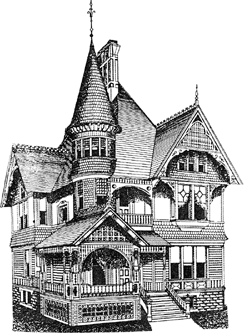 Victorian Queen Anne style | Article about Victorian Queen ...  Victorian Queen...
