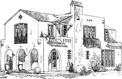 Spanish Colonial Revival Article About By The Free Dictionary