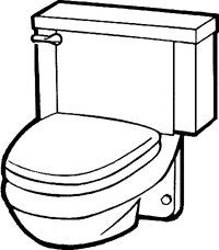 Wall Hung Water Closet | Article About Wall Hung Water Closet By The Free  Dictionary