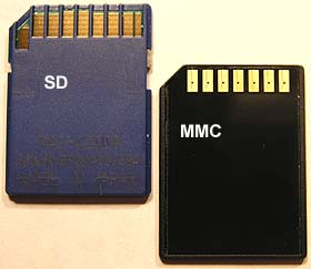 emmc vs sd mmc