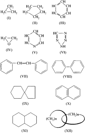 Closed Chain Compound Article About Closed Chain Compound By The Free Dictionary